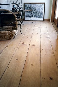 Rustic Flooring Ideas love this for the house! windows go in next week, finally able to
