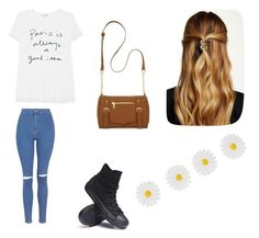 """""""Untitled #197"""" by luisalerman on Polyvore featuring Sundry, Topshop, Converse, New Directions, Natasha Accessories and Accessorize"""
