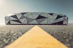 Bahadır Kul Architects | 'Konya City Stadium' | Konya, Turkey | 2014 | http://www.bahadirkul.com/