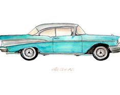 Popular items for classic automobiles on Etsy