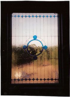 Done directly on window with Gallery Glass by B-Brilliant Decorative painting