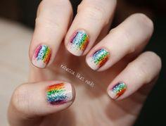 rebecca likes nails: 31dc2012 - day 9