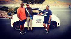 We're always happy to help out in the community! Tonight the Abarth is doing parade duty with Las Vegas City Councilman Steve Ross at Shadow Ridge High School Homecoming! #KeepCalmAndDriveAFindlayFIAT
