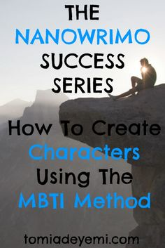 Another way to use MBTI for character development