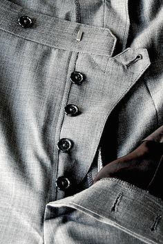 Understanding your Pants: Grey Men's Trousers