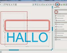 Tutorial: adding a frame to a lettering