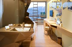 The NEW Hotel by Campana Brothers in Athens, Greece | http://www.yatzer.com/NEW-Hotel-Campana-Brothers-Athens-Greece