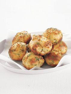 Garlic Butter Rolls   Get the recipe for Garlic Butter Rolls.