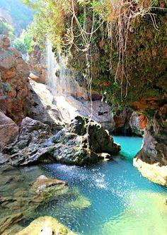 Vallee du Paradis. Morocco