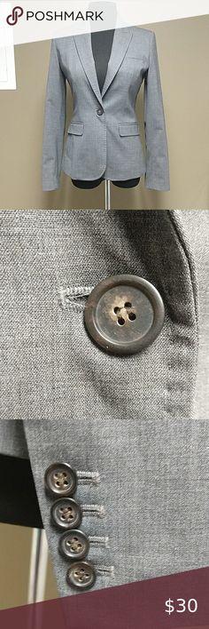 Elliott Blazer Children's Lined 2-Button Suit Jacket Navy Size 20 Sports Coat