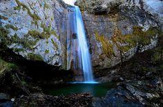 Cascata Rio Ferraia (Aquila d'Arroscia) by giuseppegodone