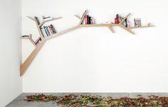 Branch Bookshelf - Designed by:Olivier Dollé