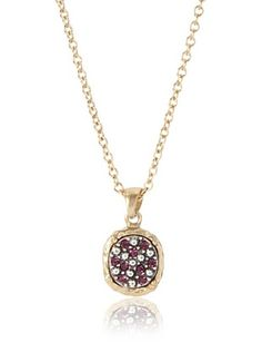 60% OFF Tat2 Designs Tuscany Crystal Necklace