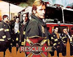 Rescue me!  Dennis Leary....creepy, greasy, somehow kind of sexy