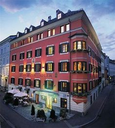 eVacationBreaks - Romantik Hotel Schwarzer Adler