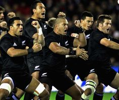 The All Blacks, a Rugby Team in New Zealand that is almost all Maori people. All Blacks Rugby Team, Nz All Blacks, Rugby League, Rugby Players, New Zealand Rugby, Rugby World Cup, World Of Sports, Beautiful Men, News