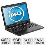 Dell Inspiron 15R i15RN-5882BK Notebook PC – Intel Core i7-2670QM 2.2GHz – $749.97 + Free Shipping – TigerDirect.com