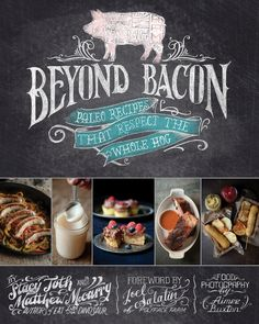 Thinking about buying this cookbook: Beyond Bacon Cookbook