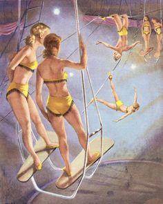 The Show My Heritage, Bikinis, Swimwear, Carnival, Circus Circus, Fun, Bathing Suits, Swimsuits, Bikini
