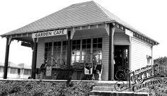 Photo of Sutton On Sea, Garden Cafe Old Photos, Vintage Photos, Garden Cafe, London Places, Lincoln, Seaside, Beaches, Coastal, To Go