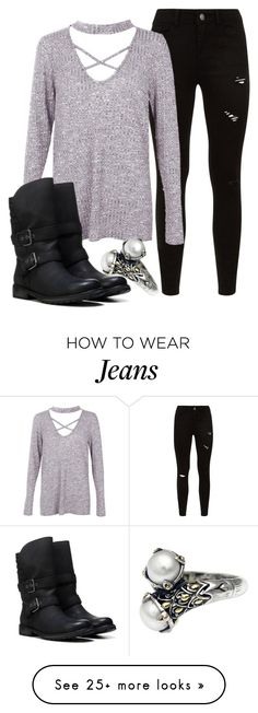 """Inspired Outfit"" by demiwitch-of-mischief on Polyvore featuring Boohoo and NOVICA"