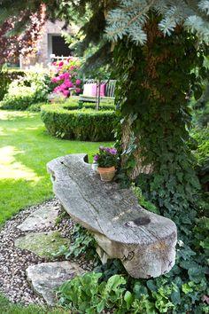 Záhrada, ktorá je krásna z každého uhla.