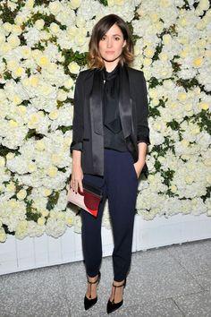 Rose Byrne in Victoria Beckham