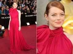 My favorite! Oscar 2012