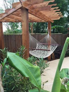 The Best Backyard Hammock Ideas For Relaxation 28