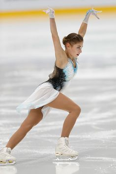Alena Kostornaia during Ladies Short Program Figure Skating ISU CS Finlandia Trophy Espoo 2019 Look Press Isu Figure Skating, Figure Ice Skates, Roller Skating, Ice Skating, Skate Center, Russian Figure Skater, Women Figure, Ladies Figure, Ice Girls