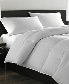 Hotel Collection Bedding, Finest Down Comforters macy
