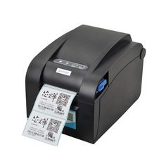 58.89$  Watch now - http://aliyc2.worldwells.pw/go.php?t=1000003436084 - Direct Thermal Line USB port Barcode Label Printer barcode printer XP-358BM bar code printer LAN port with ethernet interface