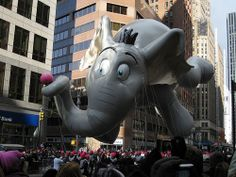 Retired Macy's Parade Balloons | History of Macy's Thanksgiving Day Parade | The Yule Blog