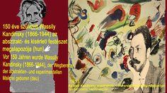 Szilvia Rad Art: Kandinsky vor 150 Jahren