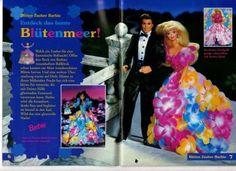 barbie-journale - frühjahr - sommer 1997