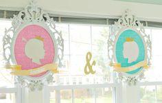 Love it-Henry & Tabitha 1st Birthday..Prince & Princess