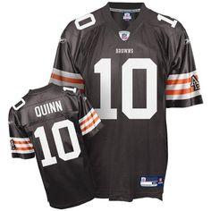 Brady Quinn Cleveland Browns Jerseys