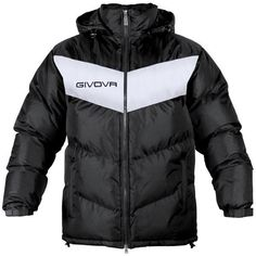 Givova Podio Winter Jacket-Men-All Sports-Footballnew-Italian Quality Sportswear