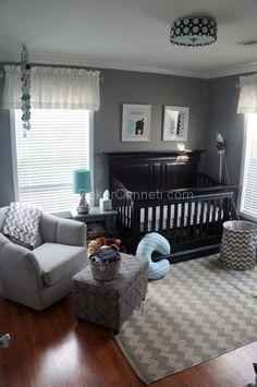 bebek odası dekor fikirleri