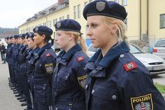 Top 10 Most Beautiful Women Police Force In The World - Life Hacks Daily Top 10 Beautiful Women, Amazing Women, Airsoft, German Police, Swedish Police, Military Women, Women Police, Hot Cops, Police Uniforms