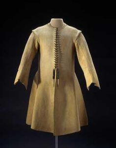 Men's Gambeson, ca. 1660-1670. Collection Centraal Museum, Utrecht. Photo: Centraal Museum, Utrecht / Dea Rijper