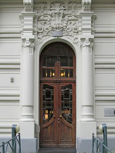 Riga, Latvia Jugendstil 001 by Atelier Teee, via Flickr