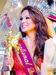 Erica Andrews (born: September 30, 1969 in Allende, Nuevo León, Mexico - died: March 11, 2013 in Chicago, IL), was a Mexican transwoman, international and national beauty pageant title winner, drag performer, actor, entrepreneur, activist, beauty queen of Miss International Queen 2006. She died from complications as a result of a lung infection at UIC hospital in Chicago, IL.