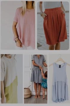 If you are a homemaker looking for a modern wardrobe upgrade, here is the inspiration you've been looking for! These clothes are the best modern homemaker outfits for sahm. If you are looking for stylish outfits for sahm or looking for Christian sahm outfits, these are the best ideas for your modern homemaker wardrobe! Mom Wardrobe, Modern Wardrobe, Cozy Fashion, Fashion Ideas, Fashion Outfits, Ladylike Style, Mom Style, Stylish Outfits, Spring Outfits