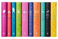 Set of 10 classic books for young readers