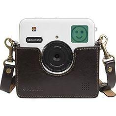 Polaroid Genuine Leather Case for Socialmatic Camera - Google Search