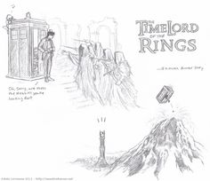 The TimeLord of the Rings