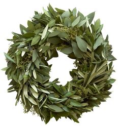 Our Fresh Bay Leaf Wreaths are a fragrant seasonal treat for the holidays. Handcrafted from organic bay leaves our Bay Leaf Wreaths create a aromatic and natural decor throughout the home and make a fresh holiday gift. Holiday Wreaths, Holiday Gifts, Holiday Ideas, Holiday Decorations, Christmas Ideas, Christmas Projects, Christmas Holiday, Fresh Bay Leaves, Gardens