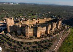 Castillo de Baños de Encina