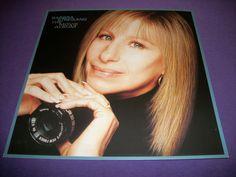 "Barbra Streisand / Movie Album / 2003 Columbia Promo Poster / 12"" X 12"" / RARE"